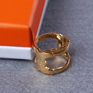 Tory Burch Gemini Link Ring